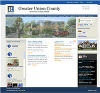 RE/Advantage Board Web Design - Greater Union County AOR